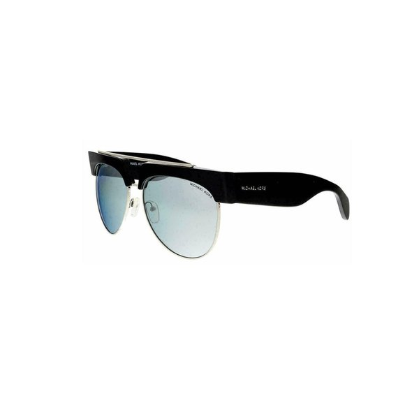 Michael Kors Rectangle Style Mirrored Silver Lens.